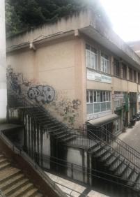 Grafitis calle Azkuene