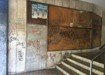 Pintadas en Eustasio de Amilibia, 4